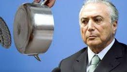 FORA TEMER: 'Panelaços' são registrados em várias cidades brasileiras durante discurso de Temer – VEJA VÍDEO