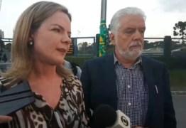 Lula recebe visita de Gleisi e Jaques Wagner na prisão depois de várias negativas judiciais