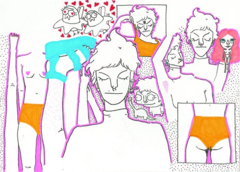 """SUI GENERIS obra 768x549 - VEJA VÍDEO: Raoni Mendes entra com ação no TJ contra exposição """"SUI GENERIS"""""""