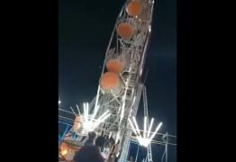 Menina de 10 anos despenca de roda-gigante e morre em parque de diversões – VEJA VÍDEO