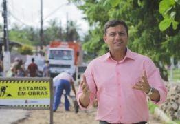 PAVIMENTA CABEDELO: Prefeito anuncia projeto inédito para pavimentar ruas da cidade