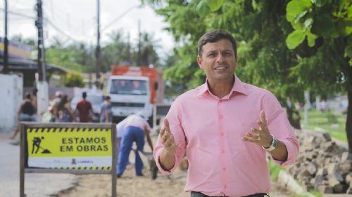 Victor Hugo - VEJA VÍDEO: Prefeito anuncia pacote de obras no valor de R$ 10 milhões