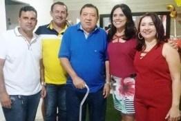 Morre aos 65 anos, o ex-prefeito de Jacaraú Virgílio Ribeiro Filho