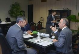 Com agenda administrativa intensa, Aguinaldo participa de reuniões com prefeitos da PB e ministros