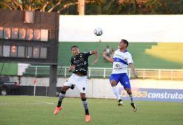 Botafogo-PB deixa empate escapar e perde para o Atlético-AC