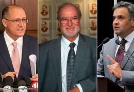 As aventuras de Alckmin, o Santo, no país em que a Justiça 'não é vermelha, azul ou verde' – Por Kiko Nogueira