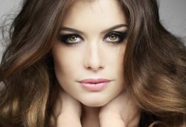 Alinne Moraes posa sem calcinha para ensaio sensual -CLIQUE E CONFIRA