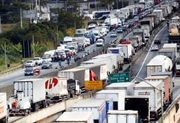Multas cobradas de transportadoras já passam de R$ 840 milhões