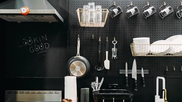 cozinha - Restaurante high techcozinha sua comidaem até três minutos