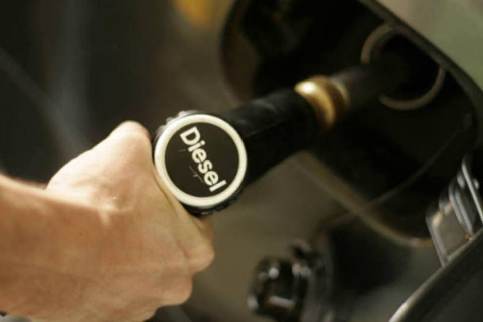 diesel - Paraíba é um dos três estados do país que reduz preço do óleo diesel