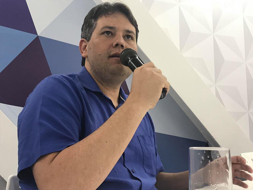 dinaldinho wanderley prefeito patos - VEJA VÍDEO: Dinaldinho defende nome de Lucélio Cartaxo para o governo do estado: 'O melhor governador que a PB poderá ter'