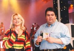 """""""NÃO TENHO MAIS"""": Xuxa manda parabéns para Faustão e lamenta ter perdido contato com ele"""