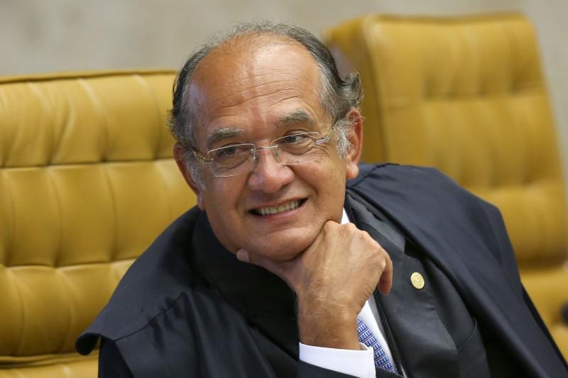 gilmarmendes 14 05 - Gilmar Mendes ordena arquivamento de inquérito sobre ex-senador paraibano