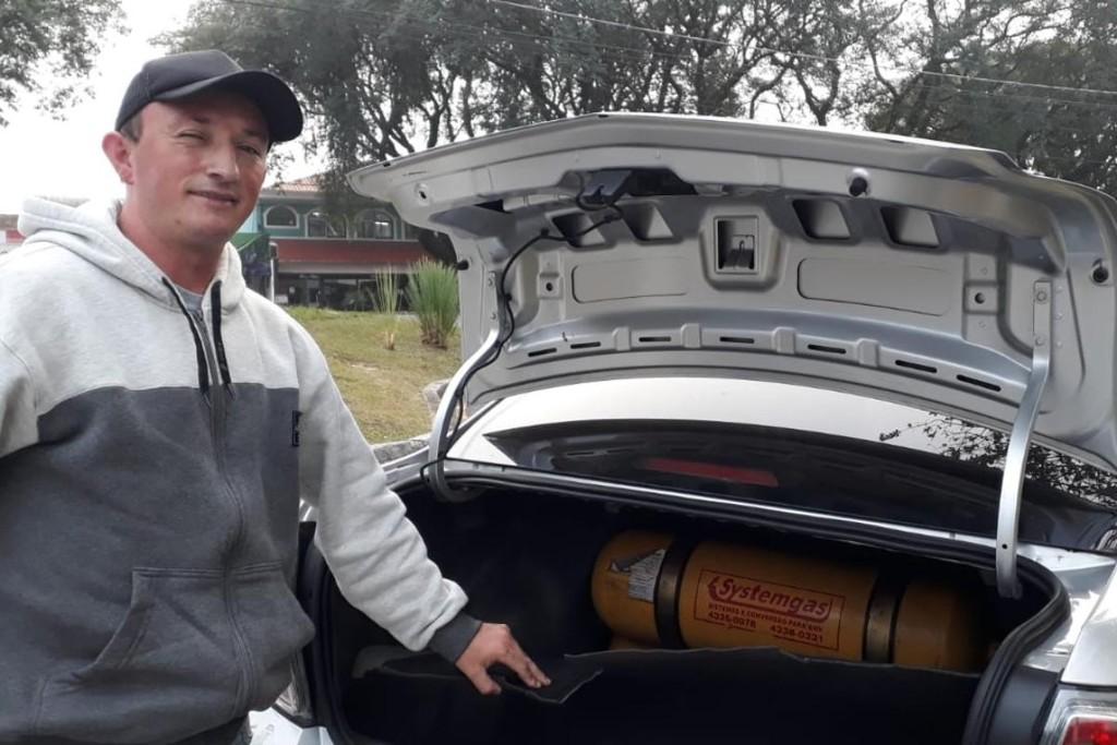 gnv - ECONOMIA: Kit GNV é alternativa à gasolina e ao etanol para rodar mais e gastar menos