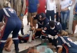 CRIME EM POSTO DE COMBUSTÍVEL: Segurança mata frentista e fere mulher; VEJA VÍDEO