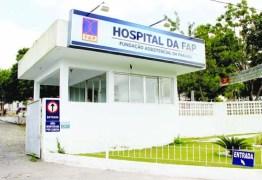 Efraim Filho destina  R$ 250 mil de emenda parlamentar de sua autoria para Hospital da FAP, em Campina Grande