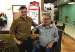 PRÉ-CAMPANHA: Nas redes sociais José Maranhão comenta reunião com Raniery Paulino