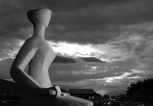 justica - Em tempos de Lava Jato, pesquisa CNT/MDA  revela que imagem da Justiça é semelhante a de Temer