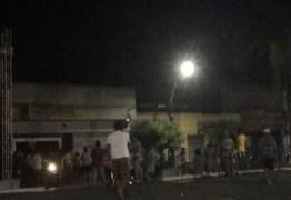 VEJA VÍDEO: Bandidos fortemente armados explodem dois bancos e trocam tiros com a PM, na PB