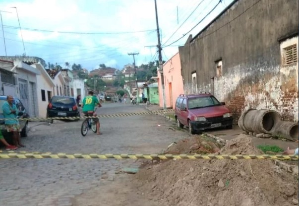 morte - Cabeleireiro é morto com seis tiros na madrugada desta segunda-feira em Santa Rita
