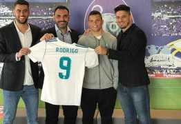 Brasileiro de 18 anos é contratado pelo Real Madrid
