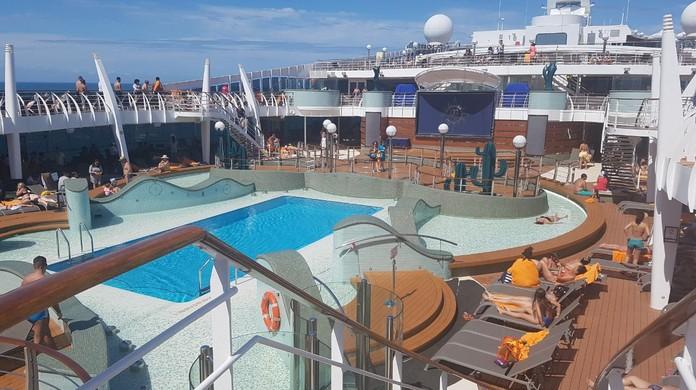 navio6 - Doleiro da Lava Jato fugiu do país em cruzeiro de luxo para a Europa, diz MPF