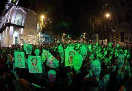 Lula Festiva reúne milhares na Argentina pela liberdade de Lula; VEJA FOTOS