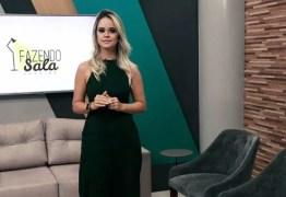 Novidade na  WEB TV paraibana -Esposa de fabiano Gomes estréia como apresentadora