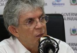 Governador Ricardo Coutinho pretende ir ao STF contra redução do Cide, diz imprensa nacional