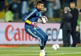 Sergio Romero sofre lesão no joelho e está fora da Copa; Guzmán é convocado