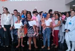 Primeiras crianças cirurgiadas no Hospital Metropolitano recebem alta médica
