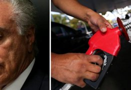 PREOCUPADO? Temer reúne cúpula para discutir preço da gasolina