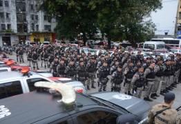 Operação Tiradentes II: Polícia Militar prende 39 suspeitos, apreende seis armas de fogo e recupera 10 veículos