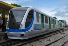 CBTU anuncia esquema de funcionamento dos trens no feriado de Natal na Grande João Pessoa