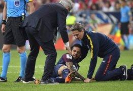 Daniel Alves está fora da Copa do Mundo de 2018, diz TV