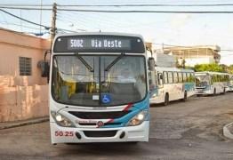Transporte público funcionará durante festivais juninos em Santa Rita