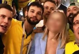 Governo russo avalia abrir inquérito contra brasileiros envolvidos em assédio