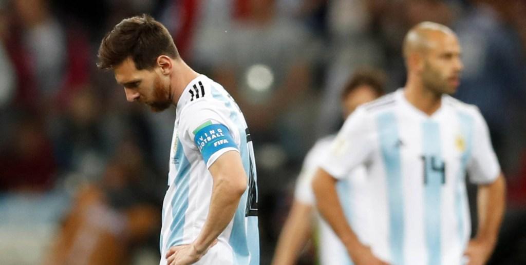 1529593225 291627 1529610194 noticia normal recorte1 1024x517 - COPA DO MUNDO: Croácia goleia a Argentina em de 3 x 0