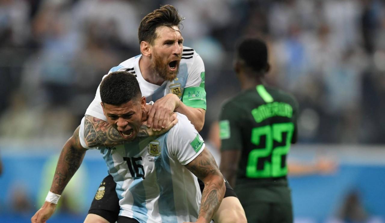 1530026467 847939 1530043350 noticia normal recorte1 - COPA DO MUNDO:  No sufoco Argentina vence a Nigéria e se conduz às oitavas de final