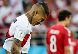 Dinamarca frusta retorno do Peru á Copa com 1 a 0