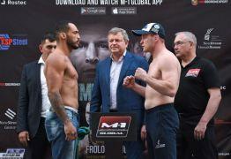 Cajazeirense Bruno Blindado vence segunda luta na Rússia e desafia: 'Quem vier, se prepare'