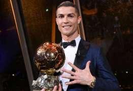 Cristiano Ronaldo aponta futuros craques para o prêmio de melhor do mundo