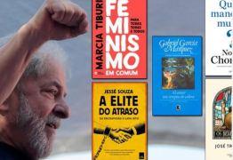 Site de Lula publica lista de livros lidos pelo presidente na prisão; SAIBA QUAIS!