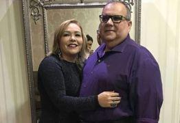 Eva Gouveia homenageia Rômulo Gouveia: '30 dias sem a sua presença física. 1 mês de luta contra a saudade'