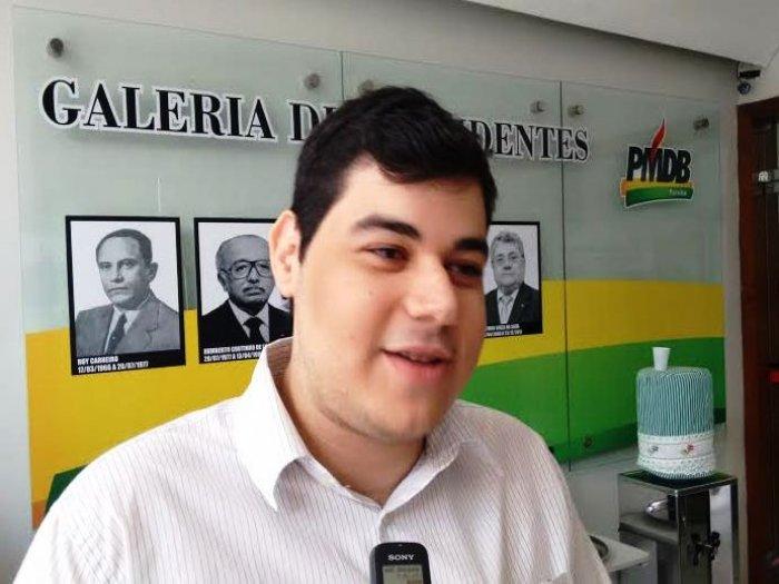 Diego amaranto - ELEIÇÃO NA API: Dihêgo Amaranto anuncia apoio a Sandra Moura