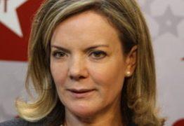 Gleisi Hoffmann, presidente do PT, será julgada pelo Supremo Tribunal Federal