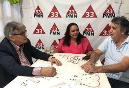 PMN paraibano reúne pré-candidatos a deputados e oficializa nome de Aderaldo Gonçalves