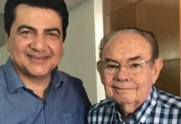 Vice-prefeito Manuel Júnior, fecha apoio de Ivandro Cunha Lima para a disputa ao Senado