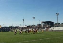1 x 0: Campinense perde para o Brasiliense nas oitavas de final da série D