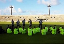 Treze treina em João Pessoa antes de receber o Caxias neste domingo